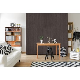Cover Styl' - I10 Grey Oak Wood Self Adhesive Sticker, Vinyl Window Wall Door Furniture Covering