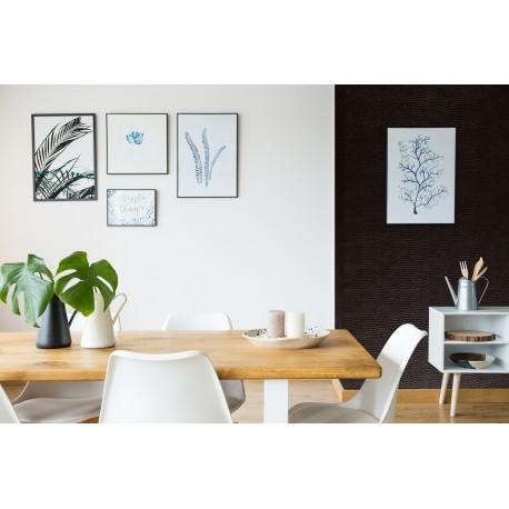 Cover Styl' - X7 Dark Brown Snake Skin Self Adhesive Sticker, Vinyl Window Wall Door Furniture Covering