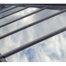 Reflective Mirror Polycarbonate Window Film