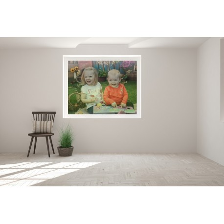 Print Your Own Image Custom Frosted Window Film Sticker on