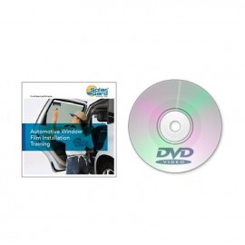AUTOMOTIVE TINT INSTALLATION DVD