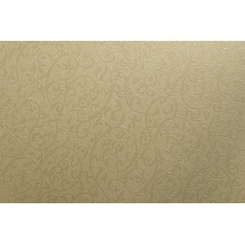 T5 Arabesque Gold SELF ADHESIVE STICKER, VINYL WINDOW WALL DOOR FURNITURE COVERING