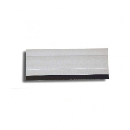 "6"" INCH BLOCK SQUEEGEE W/ RUBBER TIP"