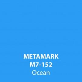 Ocean Gloss Vinyl M7-152, Metamark 7 Series, self-adhesive, sticky back polymeric sign making vinyl