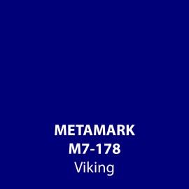 Viking Gloss Vinyl M7-178, Metamark 7 Series, self-adhesive, sticky back polymeric sign making vinyl