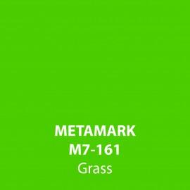 Grass Gloss Vinyl M7-161, Metamark 7 Series, self-adhesive, sticky back polymeric sign making vinyl