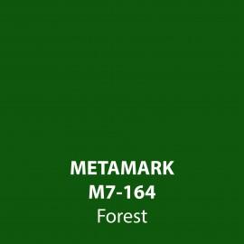 Forest Gloss Vinyl M7-164, Metamark 7 Series, self-adhesive, sticky back polymeric sign making vinyl