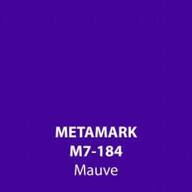 Mauve Gloss Vinyl M7-184, Metamark 7 Series, self-adhesive, sticky back polymeric sign making vinyl