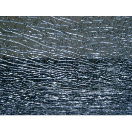 Clear Emergency Glass Safety Repair Protection Window Film, Sticky Back Film