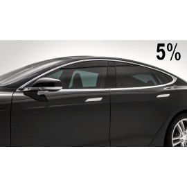 Premium 5% Charcoal Window Tint