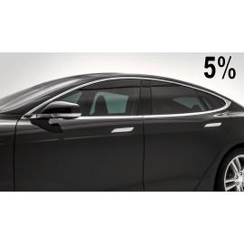 Premium 5% Charcoal Window Tint