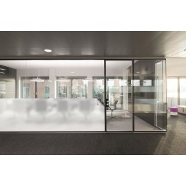 Removable Privacy, Frosted Window Glass Film, Etched Glass, Frost Vinyl, Easy Install