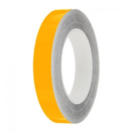 Sunflower Gloss Colour Pin Stripe tapes, 50m roll, sticky self-adhesive, vinyl decal line tape