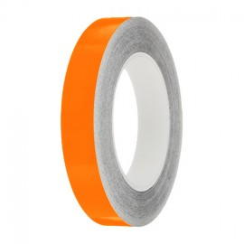 Melon Gloss Colour Pin Stripe tapes, 50m roll, sticky self-adhesive, vinyl decal line tape