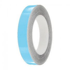 Eggshell Gloss Colour Pin Stripe tapes, 50m roll, sticky self-adhesive, vinyl decal line tape