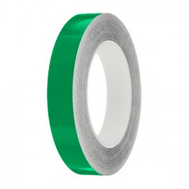 Emerald Gloss Colour Pin Stripe tapes, 50m roll, sticky self-adhesive, vinyl decal line tape