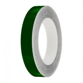 Forest Gloss Colour Pin Stripe tapes, 50m roll, sticky self-adhesive, vinyl decal line tape