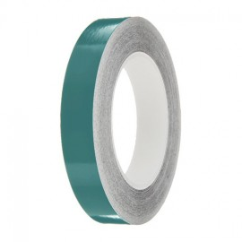Teal Gloss Colour Pin Stripe tapes, 50m roll, sticky self-adhesive, vinyl decal line tape