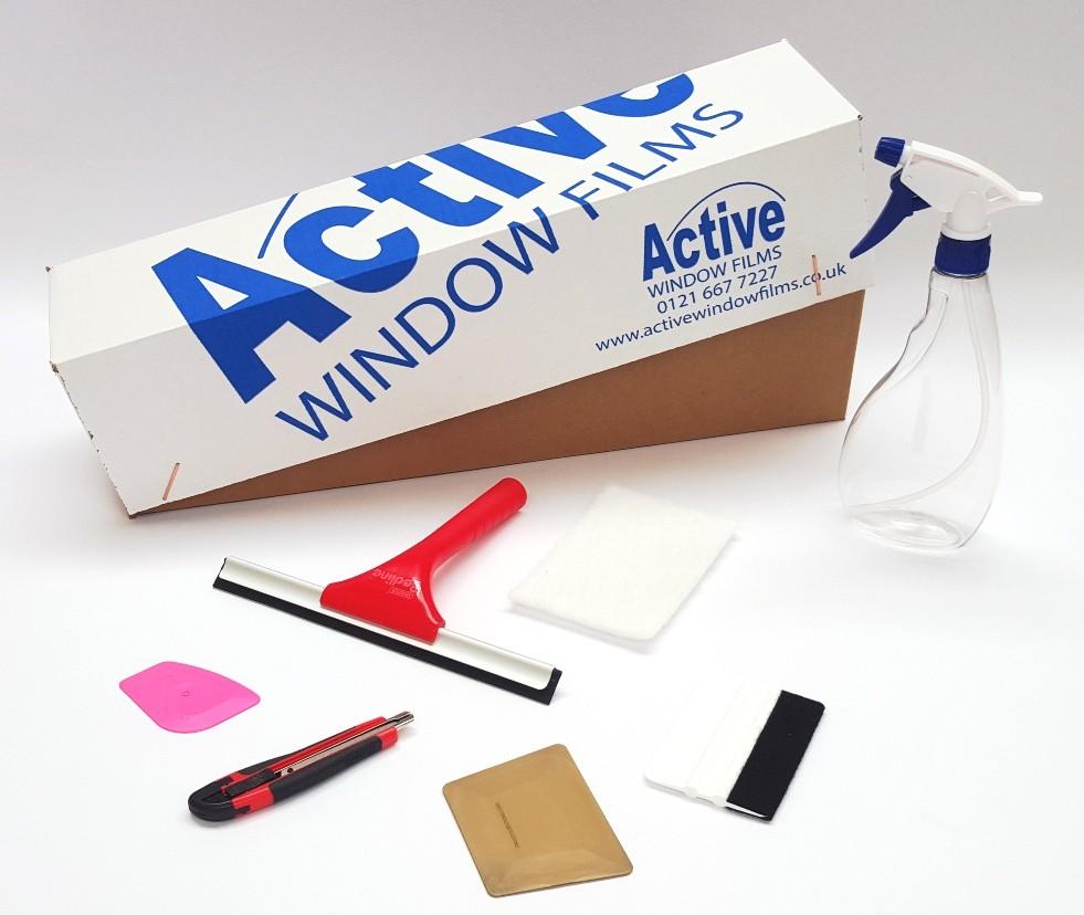 RED DEVIL PRO Pro Window Tinting Tint Film Fitting Tool