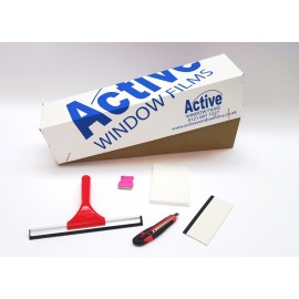 Window Film Fitting Kit - Basic