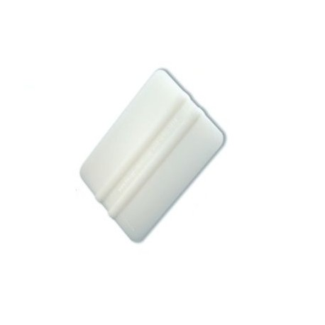 LIDCO WHITE HARD CARD SQUEEGEE