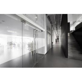 10mm Horizontal Striped Window Film - Martha