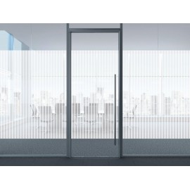 Vertical Shade Window Film - Tokiko