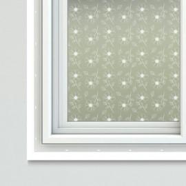 Victorian Theme Window Film Sheets Bertha