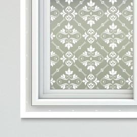 Victorian Theme Window Film Sheets Frieda