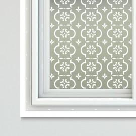 Victorian Theme Window Film Sheets Phinetta