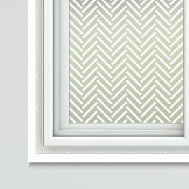 Art Nouveau Theme Window Film Sheets Beniko