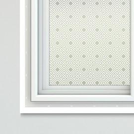 Art Nouveau Theme Window Film Sheets Himari