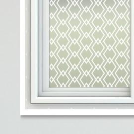 Art Nouveau Theme Window Film Sheets