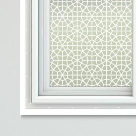 Art Nouveau Theme Window Film Sheets Kasumi