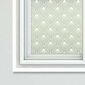 Art Nouveau Theme Window Film Sheets Kotarou
