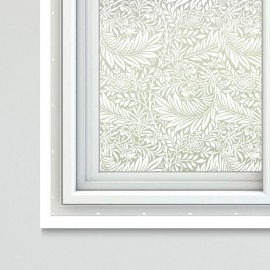 Floral Theme Window Film Sheets Hanako