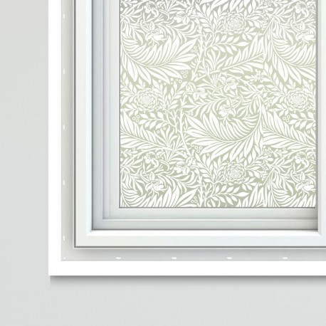 Floral Theme Window Film Sheets Hanako