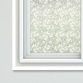 Floral Theme Window Film Sheets Fuji