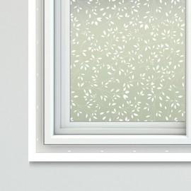 Floral Theme Window Film Sheets Kiku