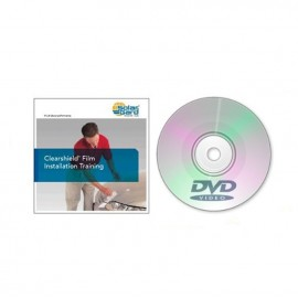 CLEARSHIELD PAINT PROTECTION INSTALLATION DVD
