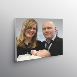Simple Photo Canvas, personalised with your own photo