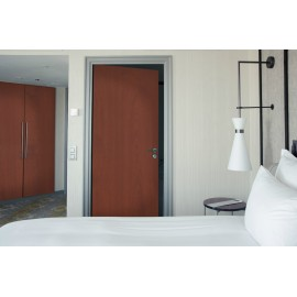 Cover Styl' - C2 Mahogany Wood Self Adhesive Sticker, Vinyl Window Wall Door Furniture Covering