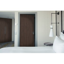 Cover Styl' - A1 Dark Wenge Wood Self Adhesive Sticker, Vinyl Window Wall Door Furniture Covering