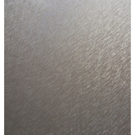 Cover Styl' - S5 Silver Steel Self Adhesive Sticker, Vinyl Window Wall Door Furniture Covering