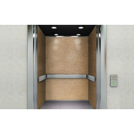 Cover Styl' - Q3 Brushed Gold Self Adhesive Sticker, Vinyl Window Wall Door Furniture Covering