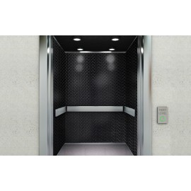Cover Styl' - Z2 Black Lazer Self Adhesive Sticker, Vinyl Window Wall Door Furniture Covering