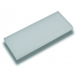 "5"" INCH CLEAR squeegee blade"