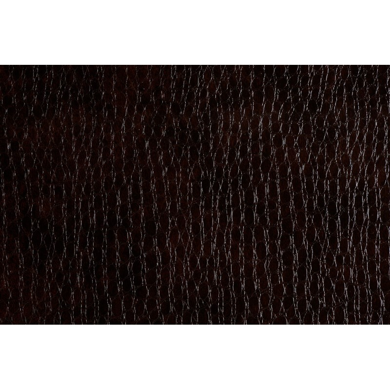 Cover Styl X7 Dark Brown Snake Skin Self Adhesive