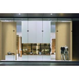R5 GLITTER GOLD SELF ADHESIVE STICKER, VINYL WINDOW WALL DOOR FURNITURE COVERING