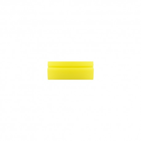 """3"""" Soft Yellow Turbo Squeegee"""